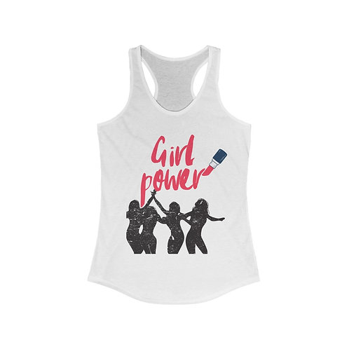 Girl Power Racerback Tank