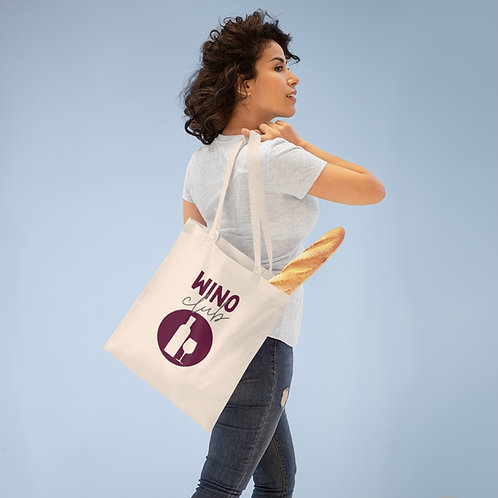 Wino Club Tote Bag
