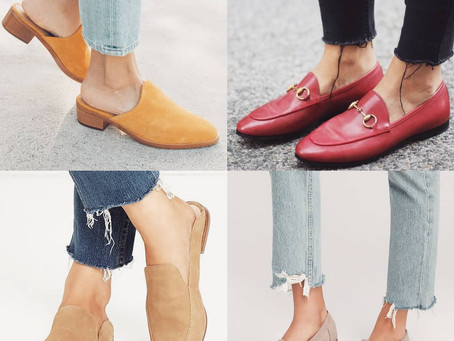 #FashionFuel   LOVE OR HATE? Mules & Loafers