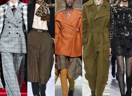 #FashionFuel  2019 PARIS FASHION WEEK at a glance
