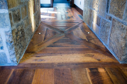 Telluride wood floor