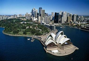 Australia - Viajes Olmeca