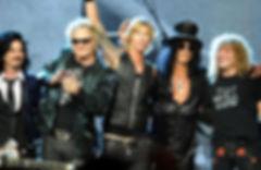 Guns N' Roses - Viajes Olmeca