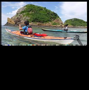 1日カヤックツアー 沖縄