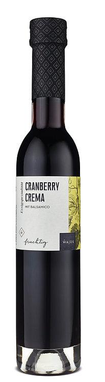 Cranberry Crema - mit Balsamico