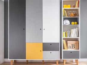 How Hinged Wardrobes are Different from Sliding Wardrobes?