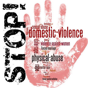 stop-domestic-violence-against-women-red