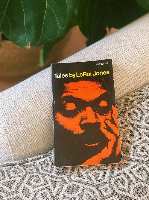 "Paperback ""Tales"" by Leroi Jones"