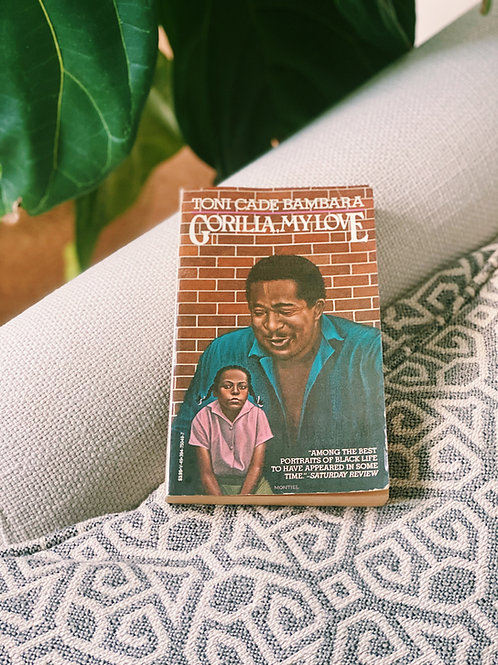 """Gorrilla, My Love"" by Toni Cade Bambara (Paperback)"
