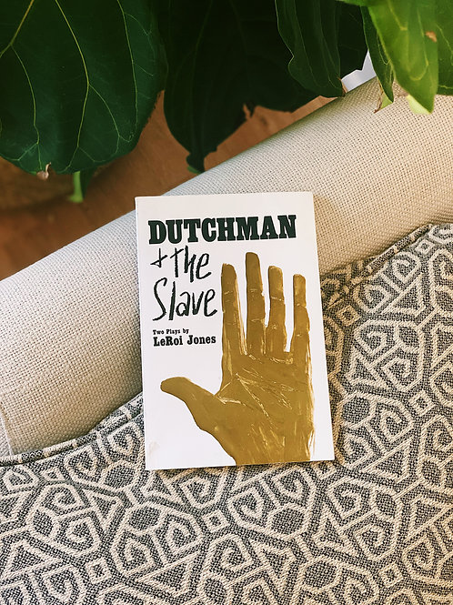 "Paperback ""Dutchman & The Slave: Two Plays"" by Leroi Jones"