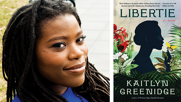 Liberty by Kaitlyn Greenidge