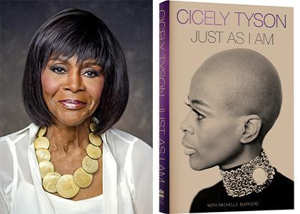 Cicely Tyson Just As I Am am Memoir
