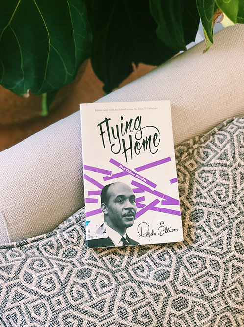 "Soft Cover ""Flying Home"" and Other Stories by Ralph Ellison"