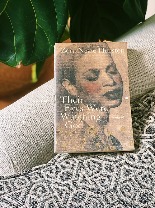 """Their Eyes Were Watching God"" by Zora Neale Hurston (Paperback)"