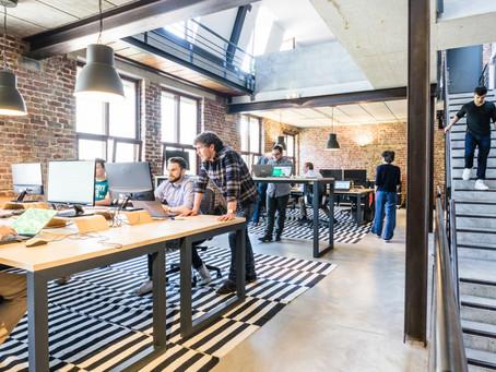 Enabling space-as-a-service through tech