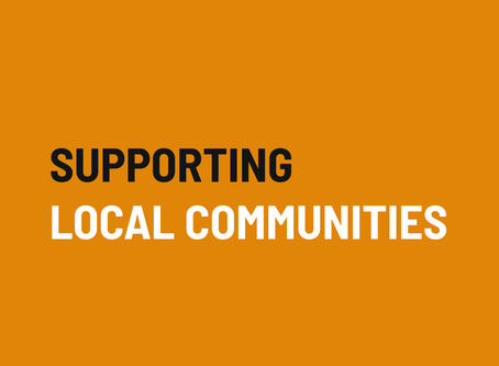 How Spaceflow supports local communities