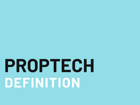 Spaceflow explains the definition of PropTech