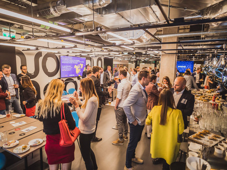 How to cultivate tenant networking in office buildings