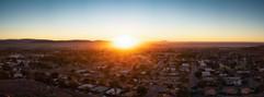 2020 Newman Sunrise Pano