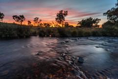 River Pastels