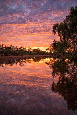 Sandy Creek Sunrise 2
