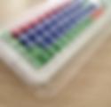 Клавиатура адаптированная беспроводная с