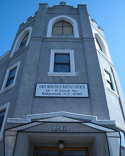 First Romanian Baptist Church Tower