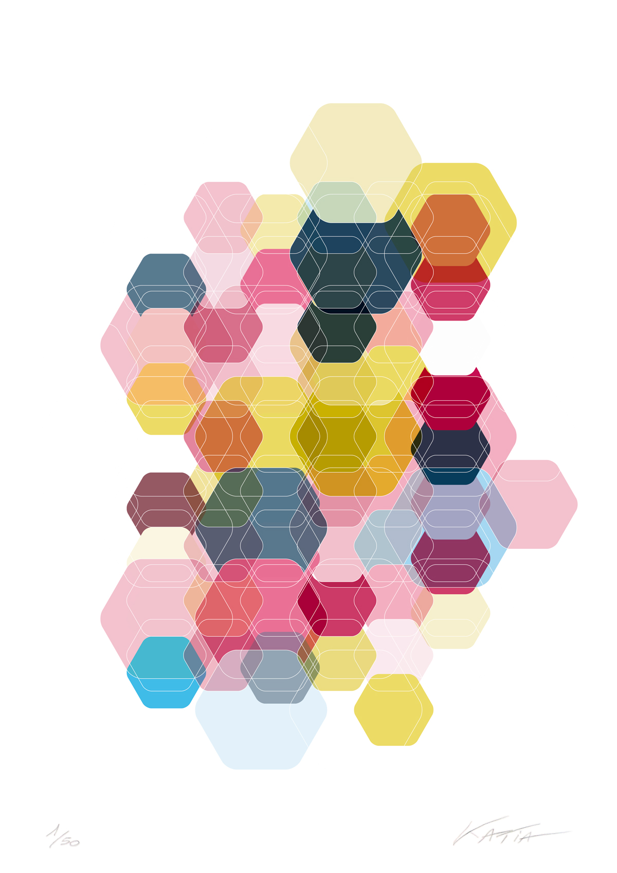 Hexagon & Game Colors I