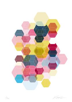 Hexagon & Game Colors I