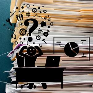 Network Overload of information