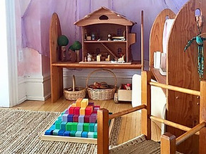 Creating a Magical Play Space