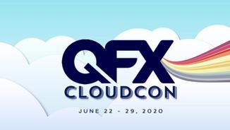 QFX Cloudcon - Promo