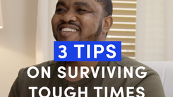 3 Tips on Surviving Tough Times from a Marine
