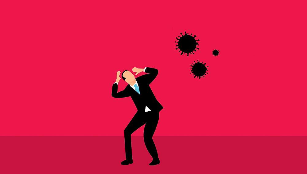 virus stress hypnose