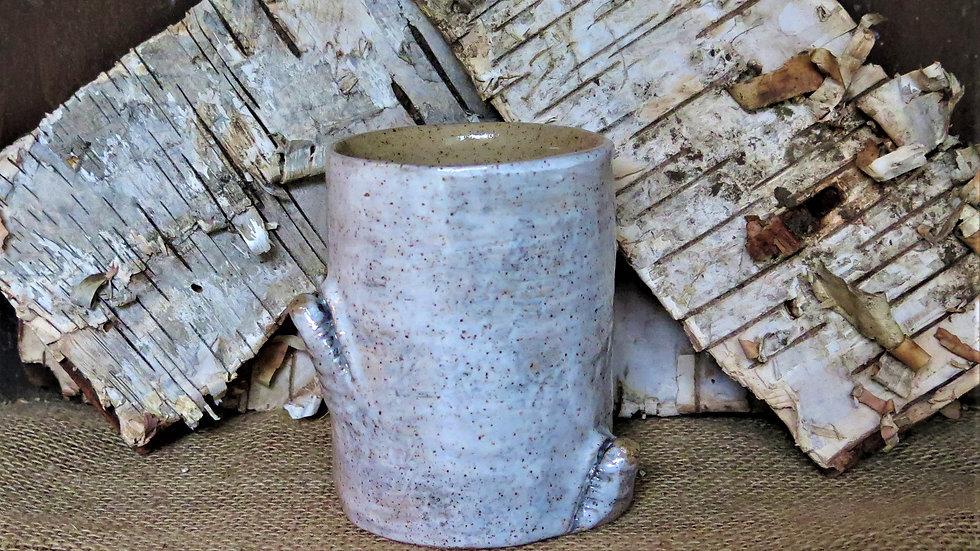 Birch no handle mug