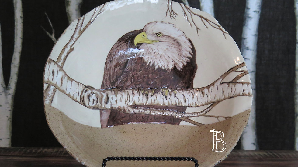 Bald Eagle Bowl