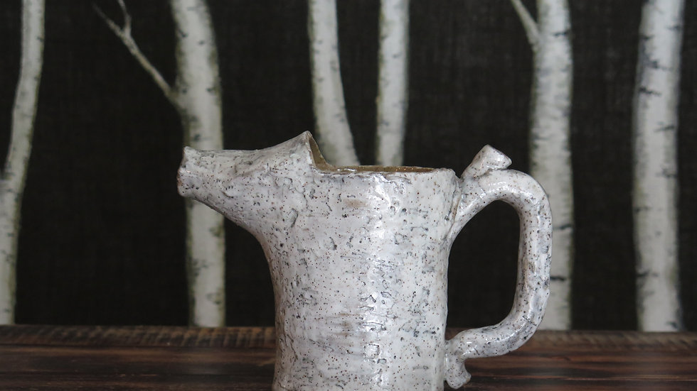 Birch Pitcher
