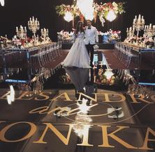 Wedding Floor Logo