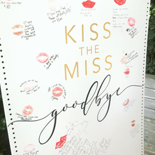 A1 Kiss the Miss Goodbye