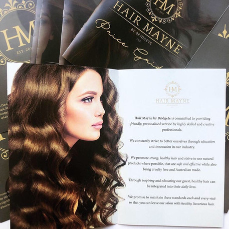 Hair Mayne by Bridgete