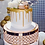 Thumbnail: Crystal Round Cake Stand - Silver