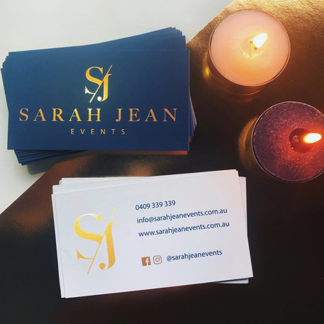 Sarah Jean Events
