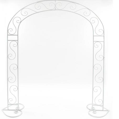 White Vintage Arch