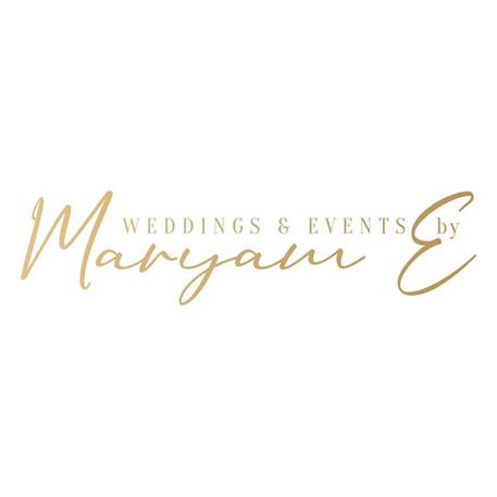 Weddings & Events by Maryam E