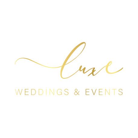 Luxe Weddings & Events