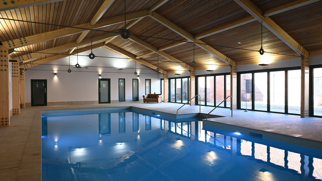 Chillesford Swimming Pool
