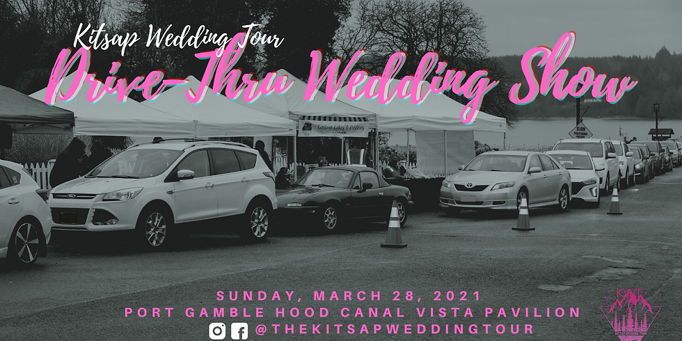 Drive-Thru Wedding Show