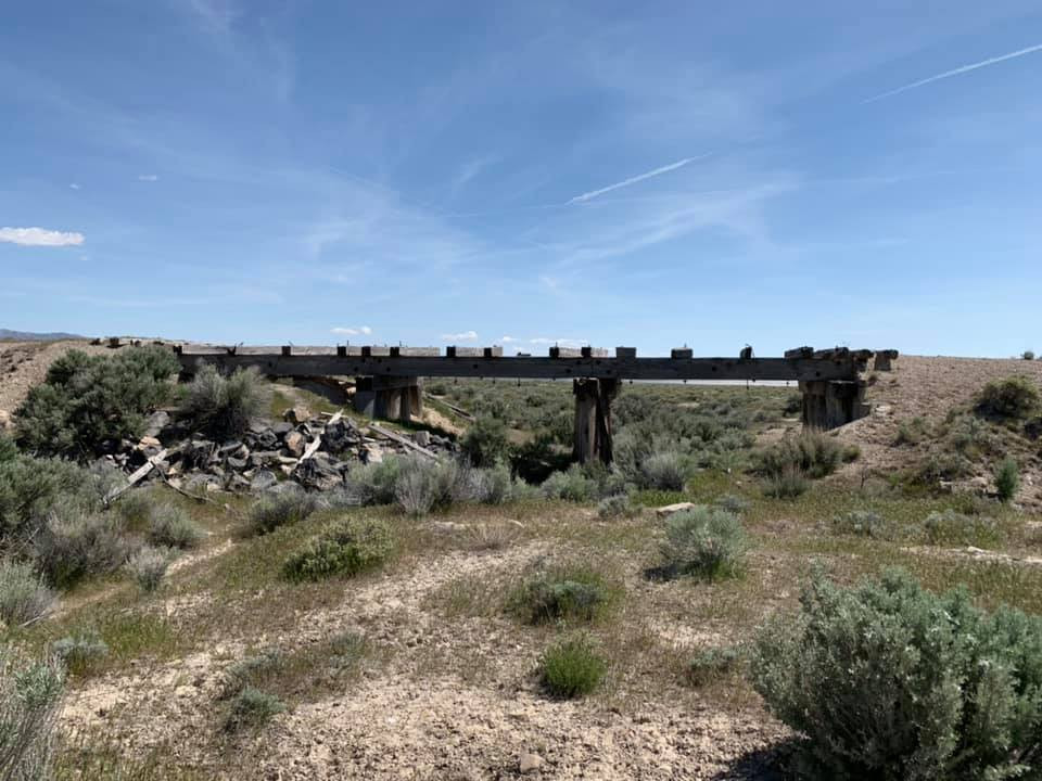 Transcontinental Railroad Bridge