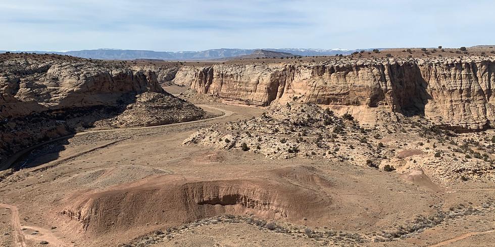 May Trail Ride - San Rafael Swell