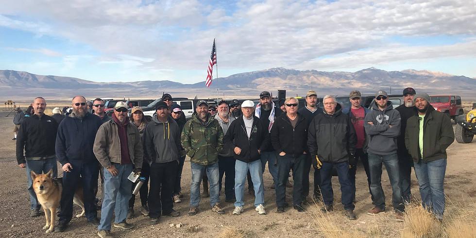 Veterans Trail Ride 2019 - Eureka